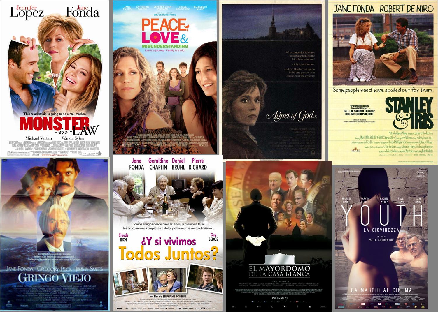Jane Fonda afiches 3