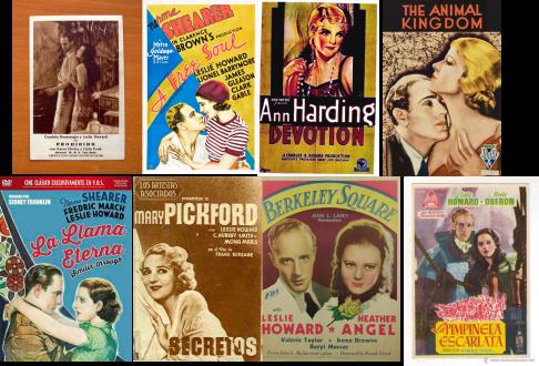 Leslie Howard afiches