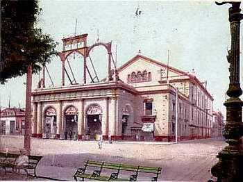Teatro Tacón en el pasado