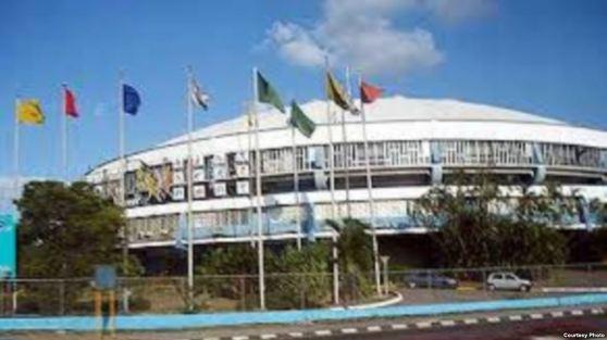Coliseo Ciudad Deportiva