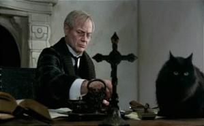 El obispo Vergerus en una escena