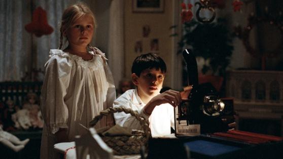 Escena con Fanny y Alexander