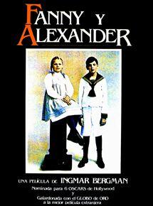Fanny y Alexander poster