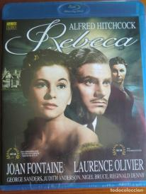 Joan Fontaine en Rebeca