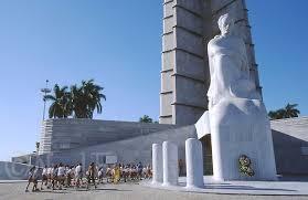 Monumento a JM en la Plaza de la Revolución