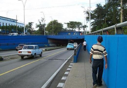 Tunel de Calzada (Quinta avenida)