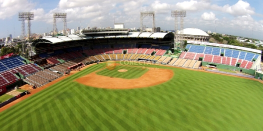 Estadio Quisqueya en Santo Domingo