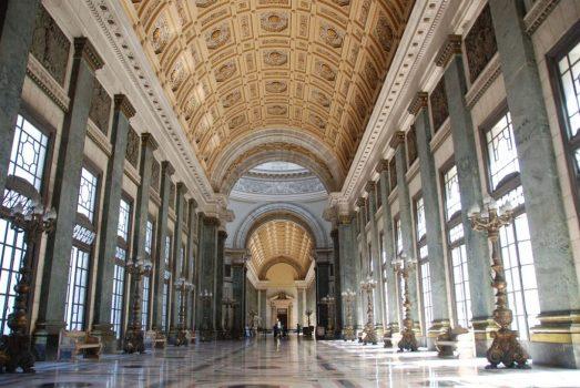 Salon de los Pasos Perdidos, Capitolio, Habana