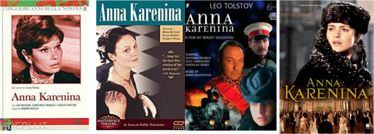 Anna Karenina afiche 2