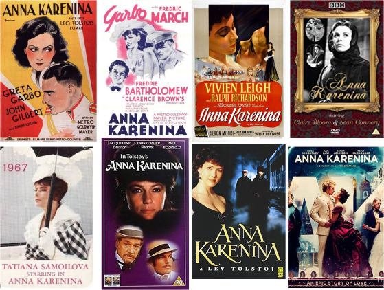 Anna Karenina afiche