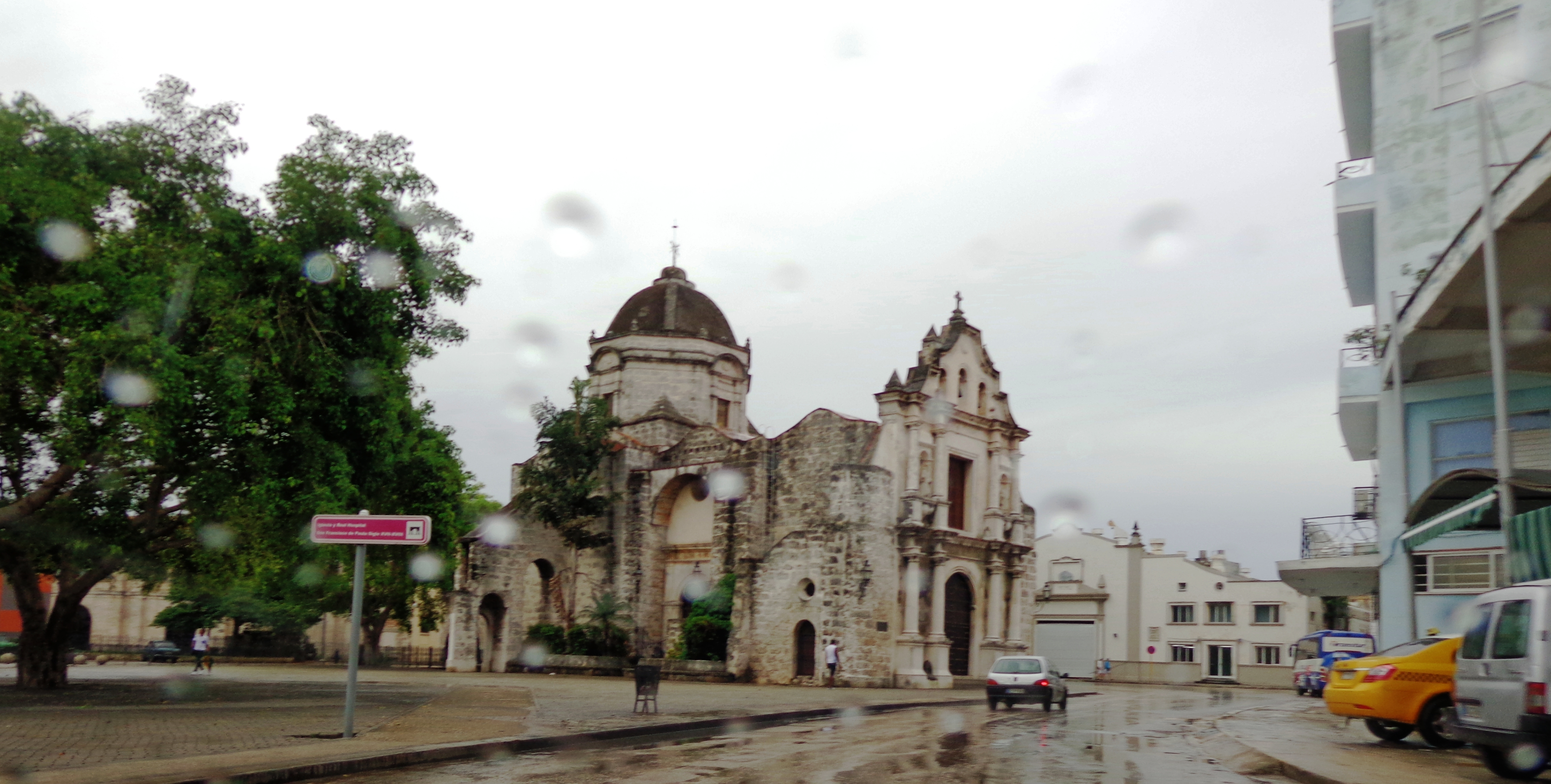 La Iglesia de San Francisco de Paula