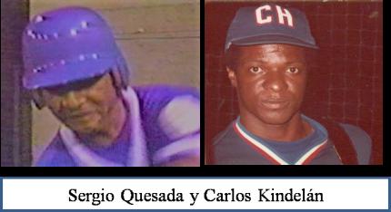 Sergio Quesada y Carlos Kindelán
