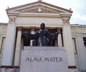 Universidad-de-La-Habana Alma Máter