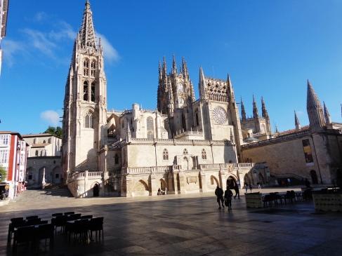 Catedral de Burgos en Plaza Santa María 3