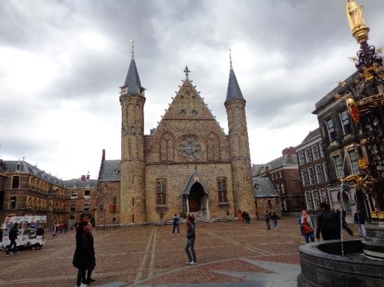 La Ridderzaal o Sala de los caballeros