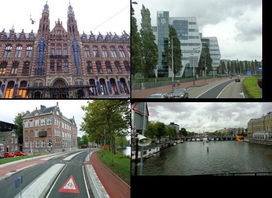 Otras vistas de Ámsterdam