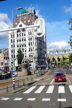 Wittehaus o Casa Blanca en Rotterdam