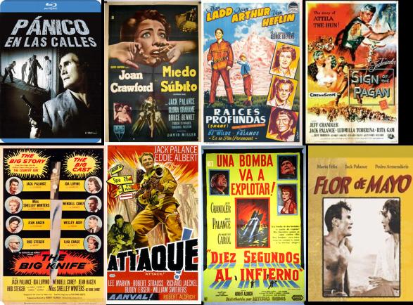Jack Palance afiches