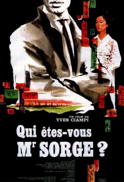 Dr Sorge afiche
