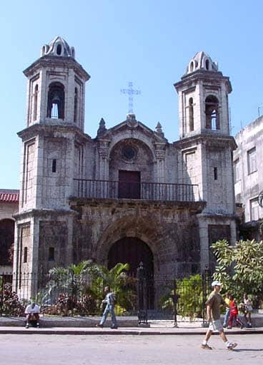 iglesia santo cristo del buen viaje