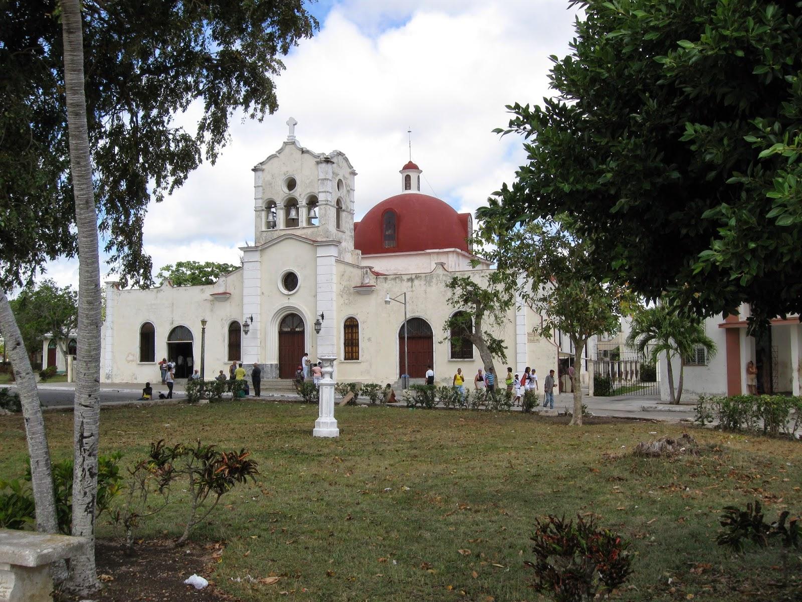 Santuario de San Lázaro en el Rincón