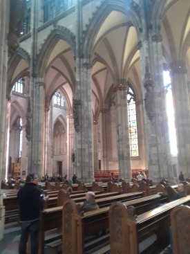 Dentro Catedral Colonia 3
