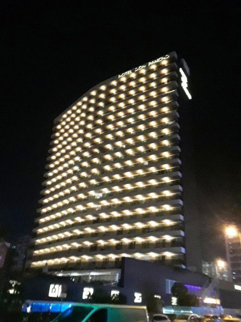 Hotel Don Pancho, Benidorm
