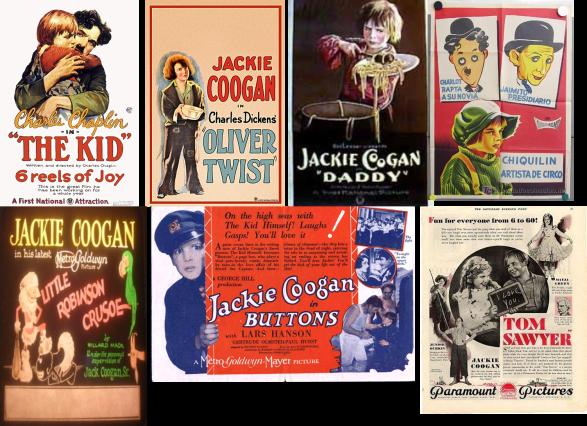 Jackie Coogan afiche