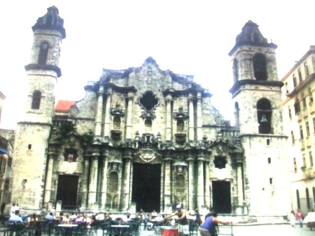 Catedral Habana JC