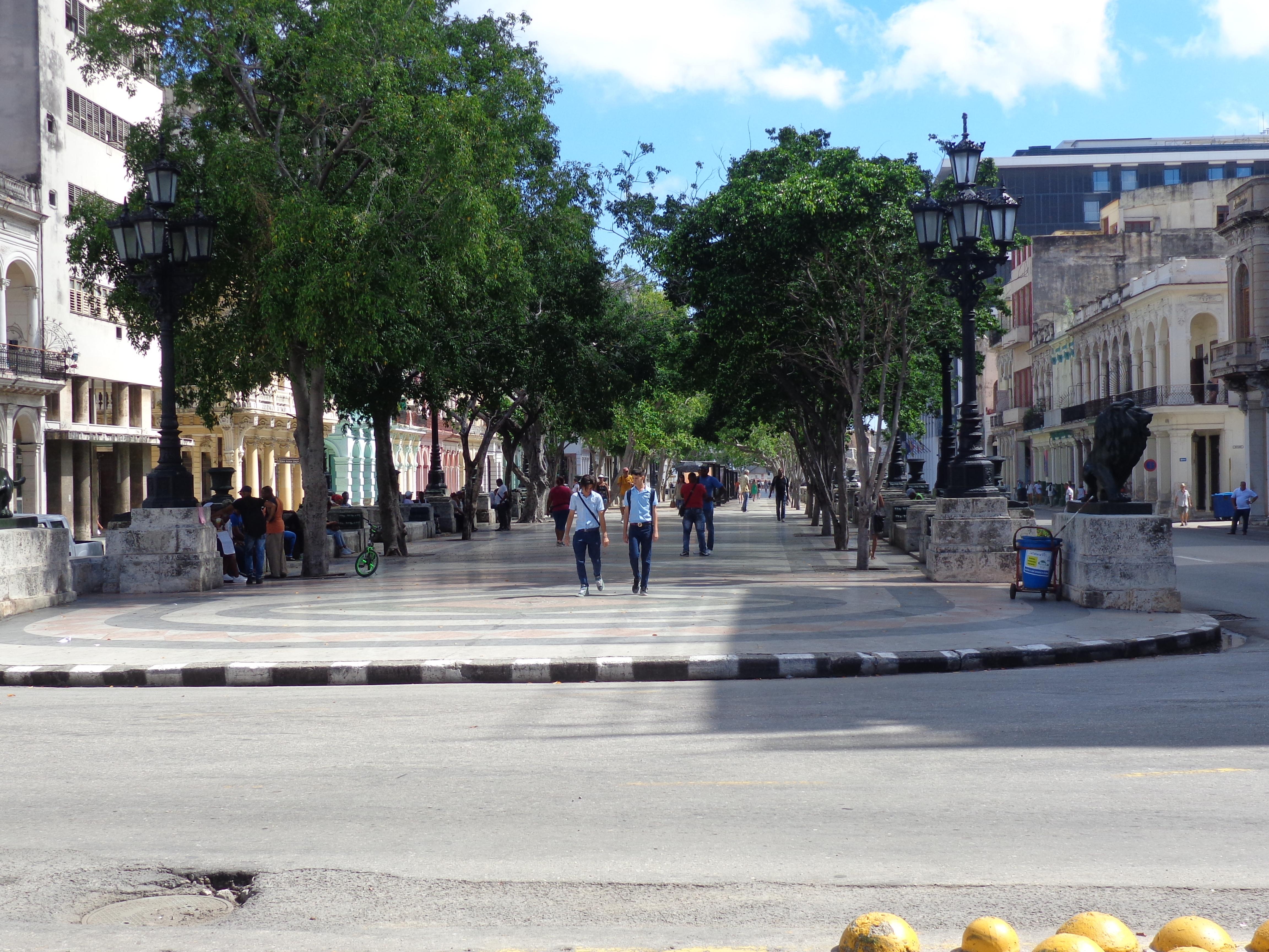 Paseo del Prado 3