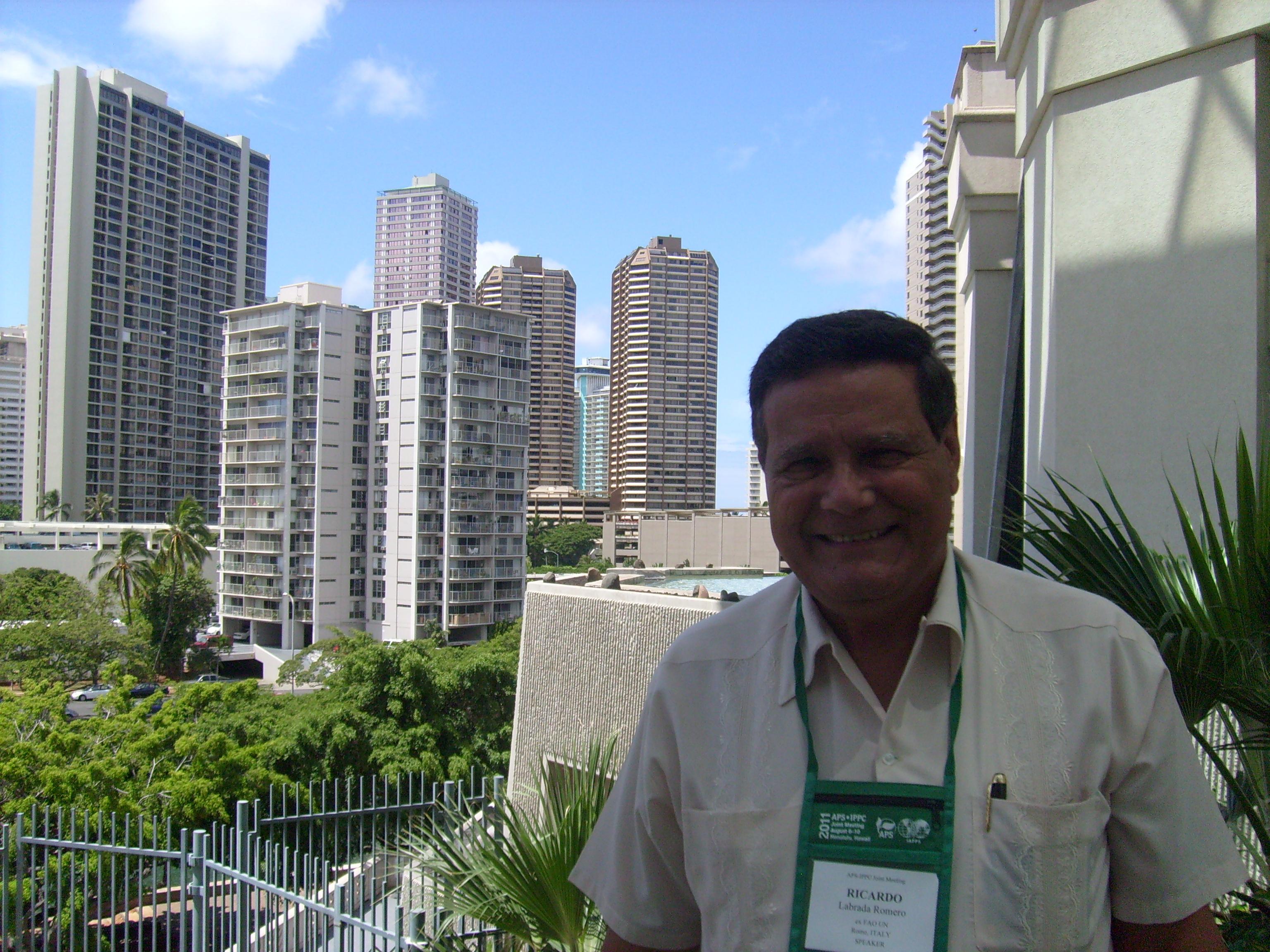 Yo en Honolulu 2