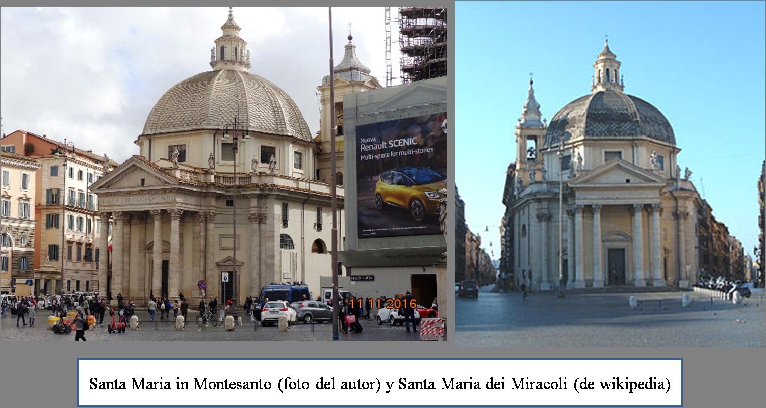 Iglesias genelas Santa María