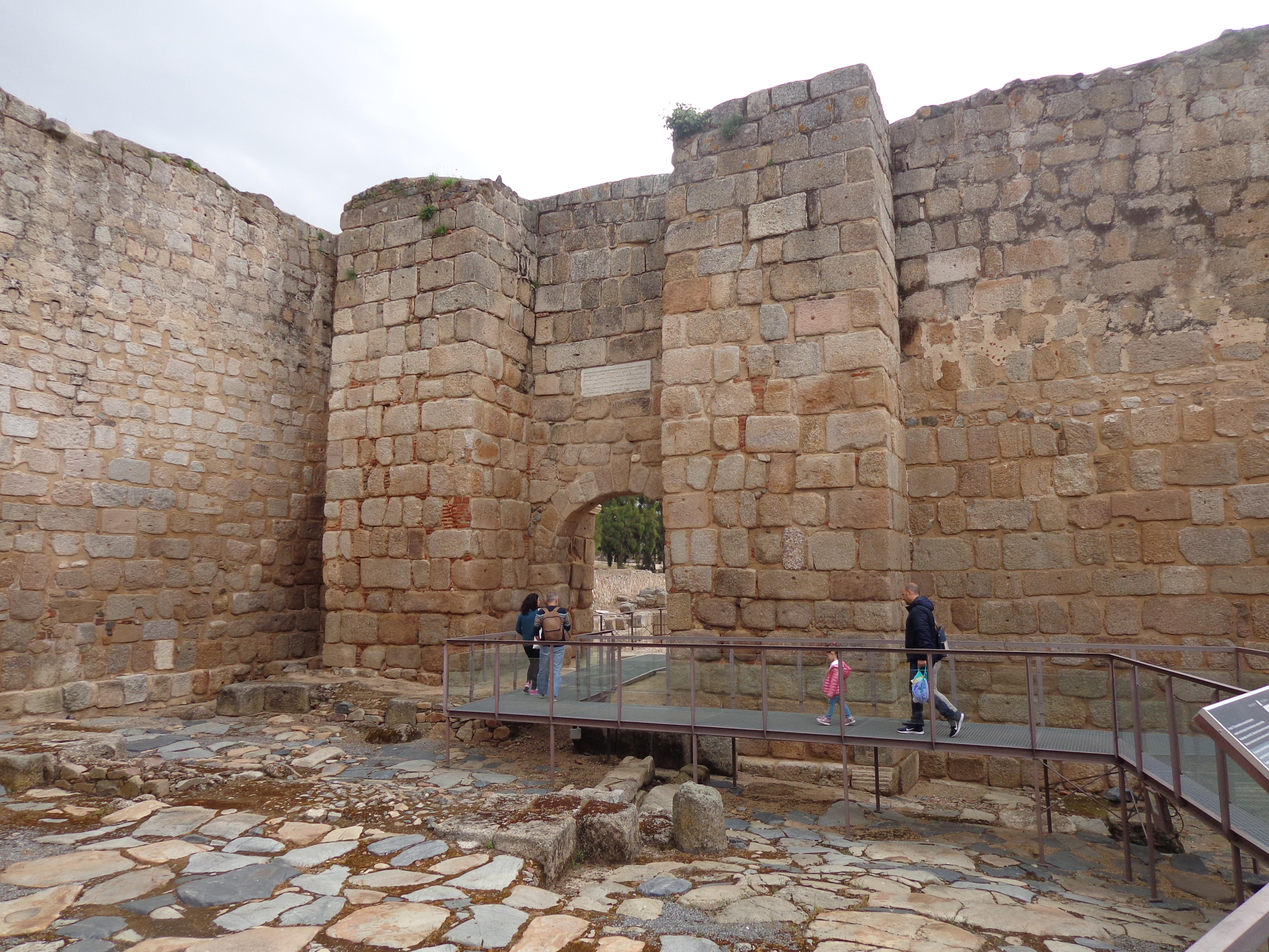 Alcazaba, Mérida