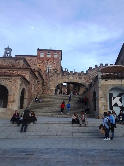 Arco de la Estrella, Cáceres 2