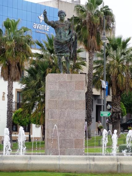 Monumento a Octavio Augusto, Mérida 2