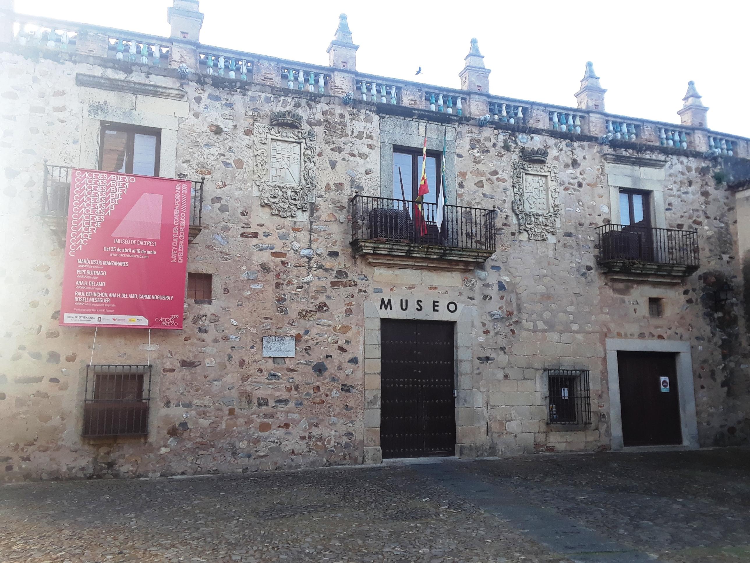 Museo en Plaza de las Veletas, Cáceres 4