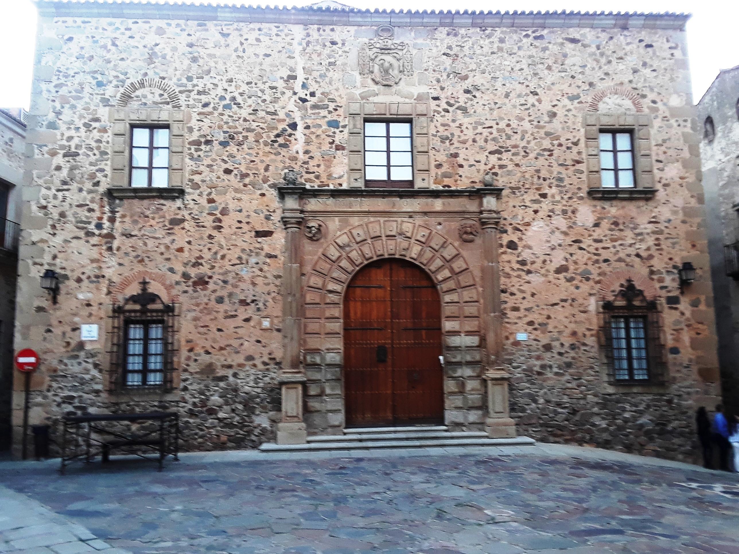 Palacio Episcopal, Cáceres 2