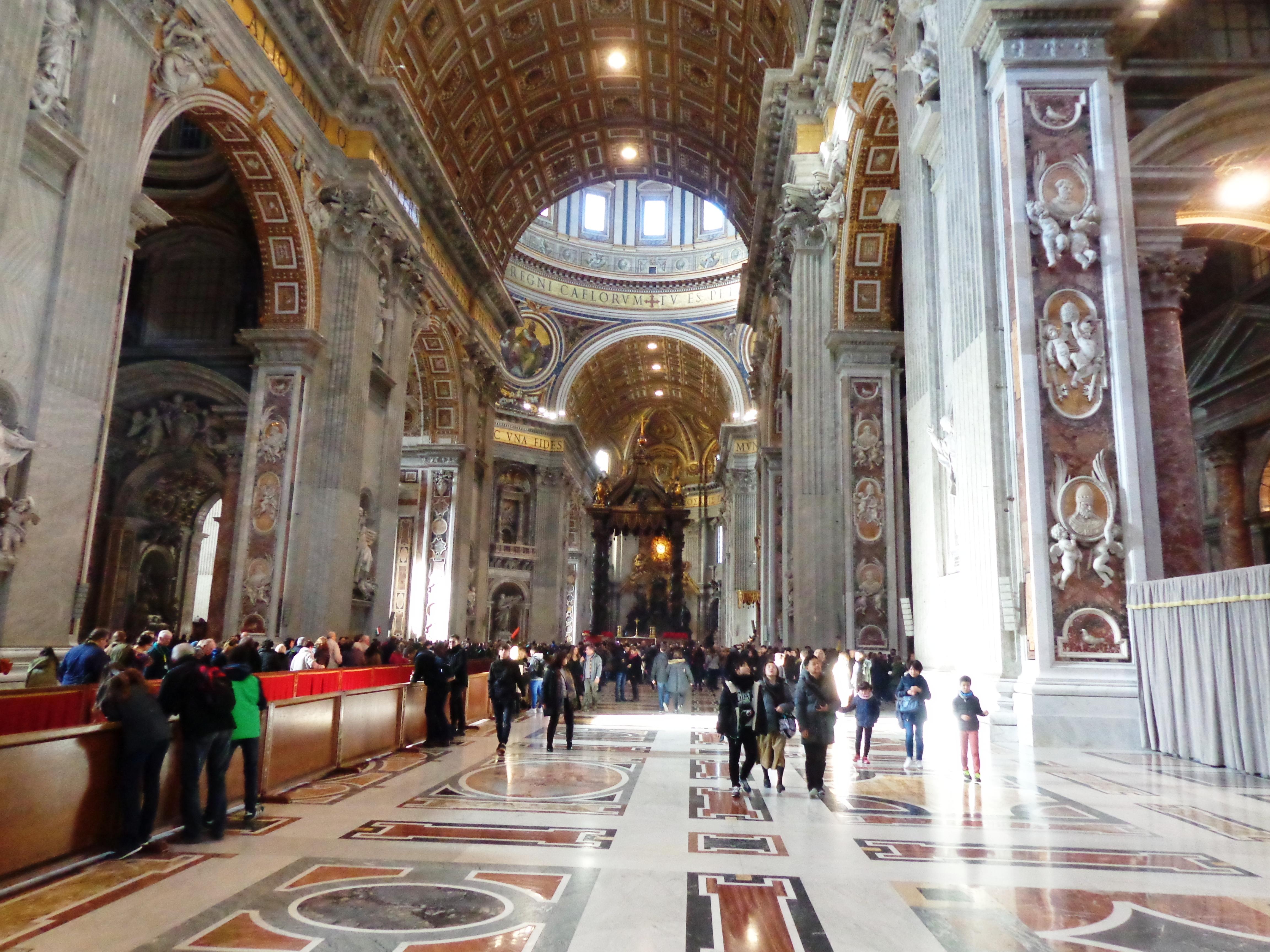 Parte Principal de la Basílica