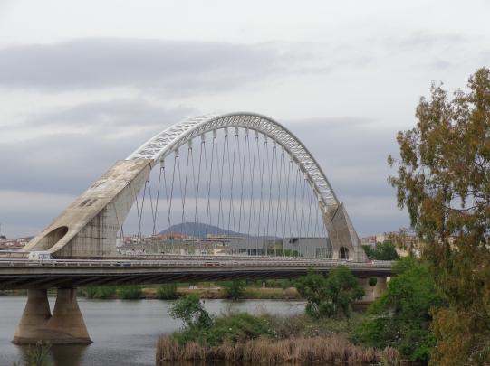 Puente Lusitania, Mérida