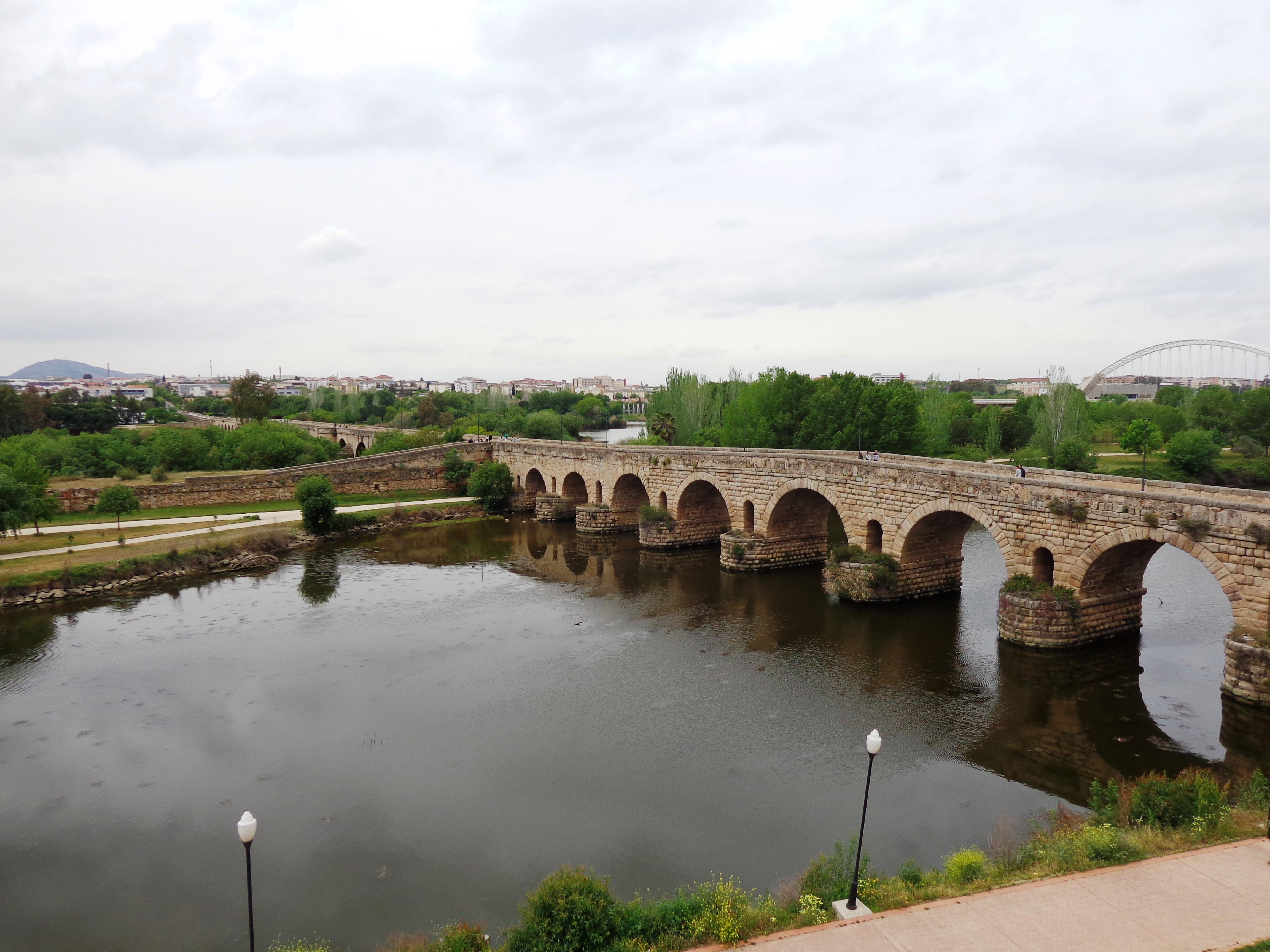 Puente Romano sobre el río Guadiana, Mérida