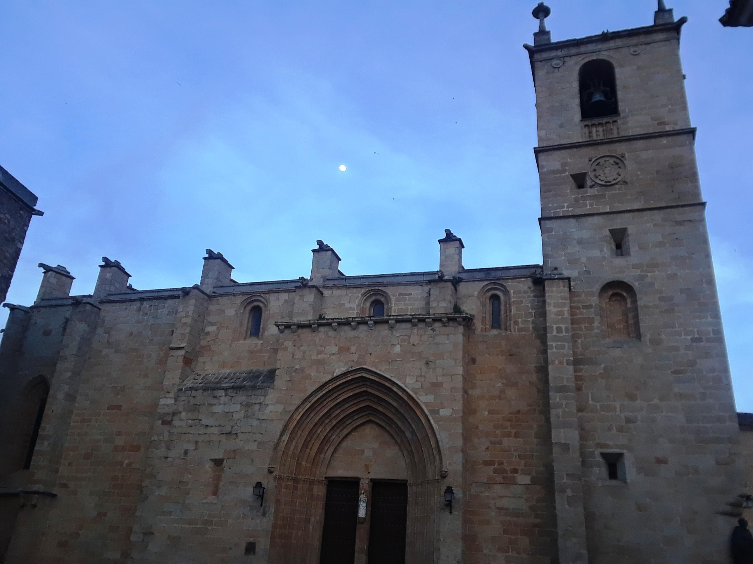 Santa Iglesia Concatedral Santa María, Cáceres