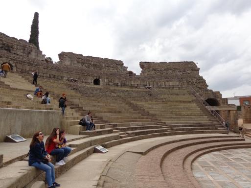 Teatro romano, Mérida 6