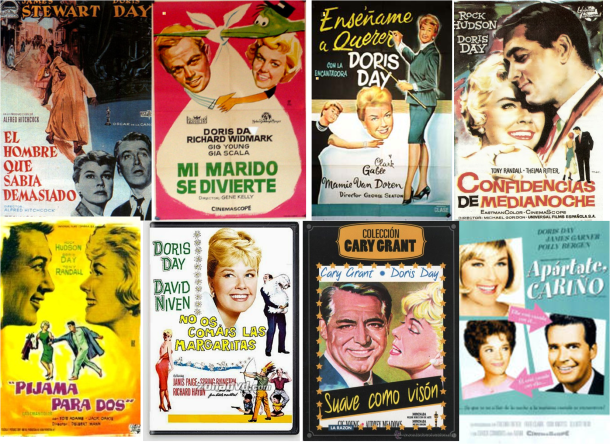 Doris Day afiches II
