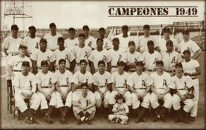 Almendares 1949