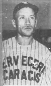 """José """"Carrao"""" Bracho, lanzador de Cervecería Caracas"""