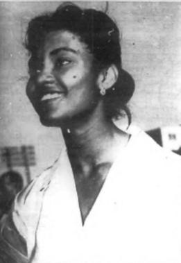 Berta Díaz en agosto 1959 2