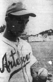 Félix González lanzador Artesanos 2