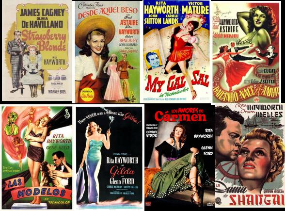 Rita Hayworth afiche 2
