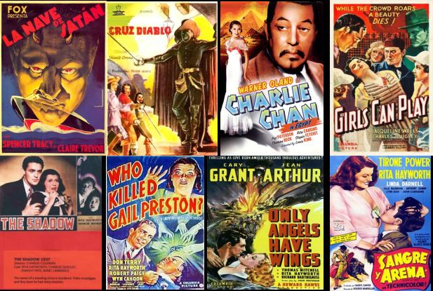 Rita Hayworth afiche