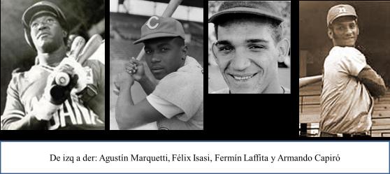 Marquetti, Isasi, Laffita y Capiró